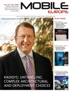 BSE captures European cover photo for Mobile Europe